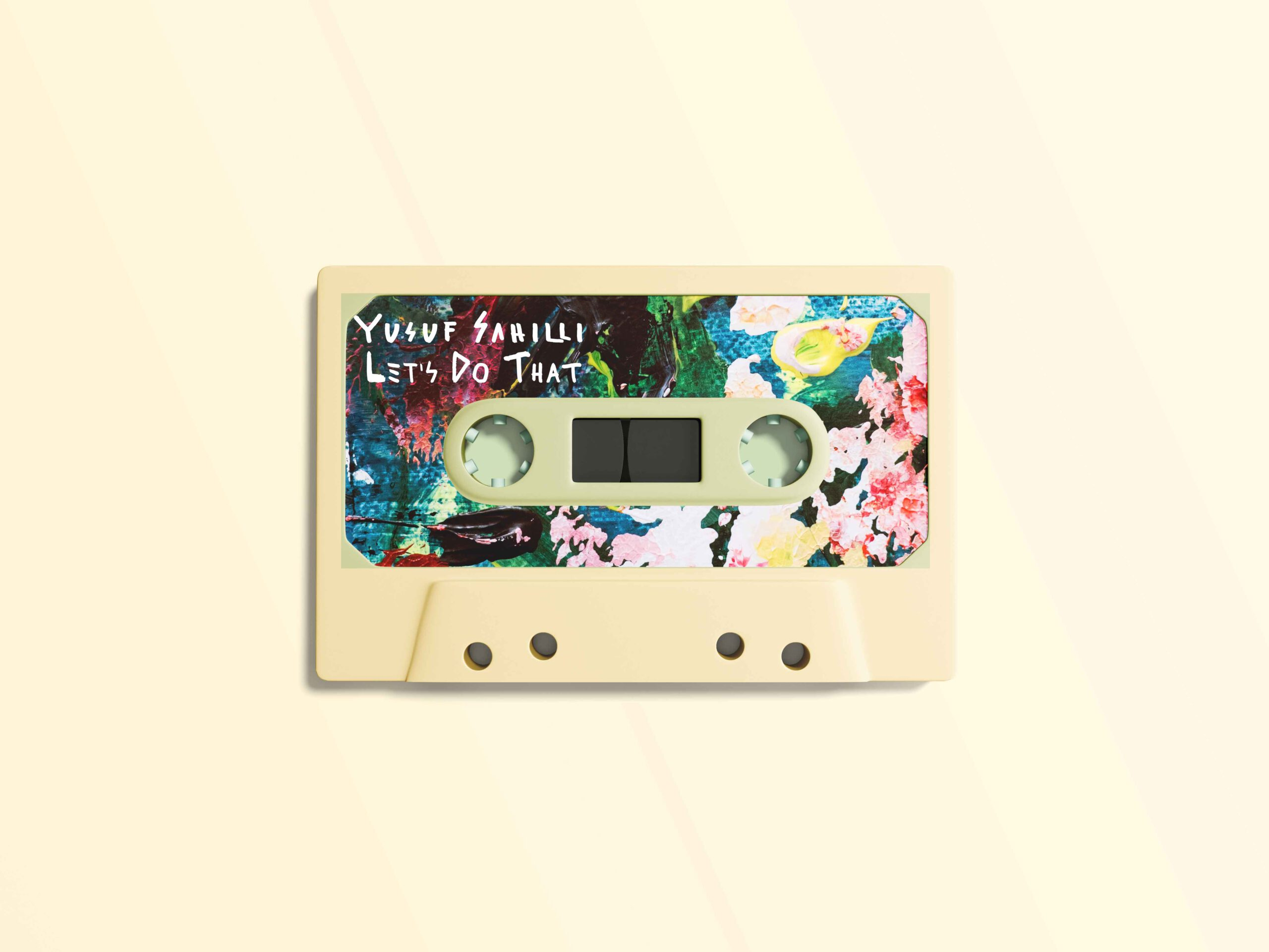 cassette-yusuf-sahilli-lets-do-that